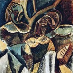 Picasso 3 women under a tree