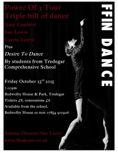Desire To Dance poster