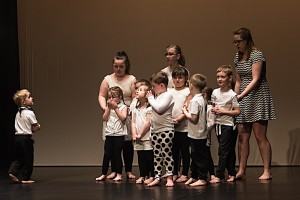 The dance faktry Education & outreach Image Paul Trask